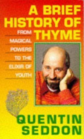 Brief History of Thyme