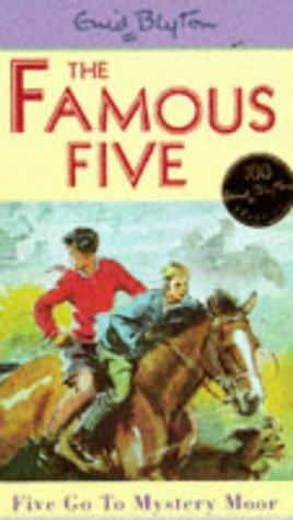 Download Five Go to Mystery Moor (Famous Five)