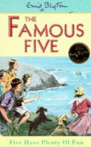 Download Five Have Plenty of Fun (Famous Five)