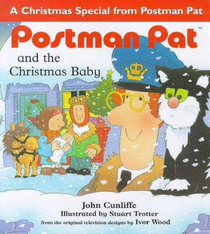 Postman Pat and the Christmas Baby (Postman Pat)