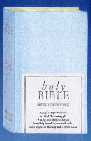 NIV Pocket Bible (Bible Niv)