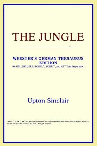 Download The Jungle (Webster's German Thesaurus Edition)