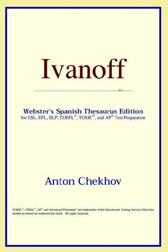 Ivanoff (Webster's Spanish Thesaurus Edition)