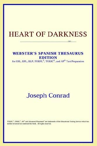 Heart of Darkness (Webster's Spanish Thesaurus Edition)