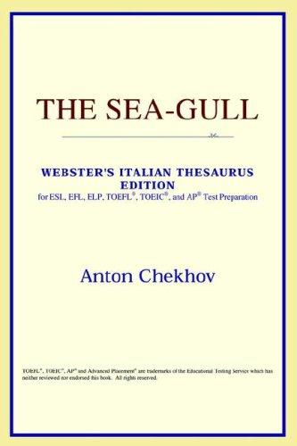 Download The Sea-Gull (Webster's Italian Thesaurus Edition)