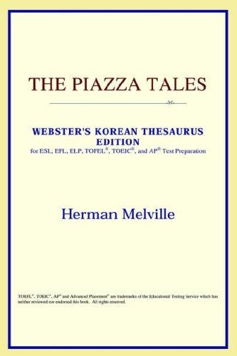 Download The Piazza Tales (Webster's Korean Thesaurus Edition)