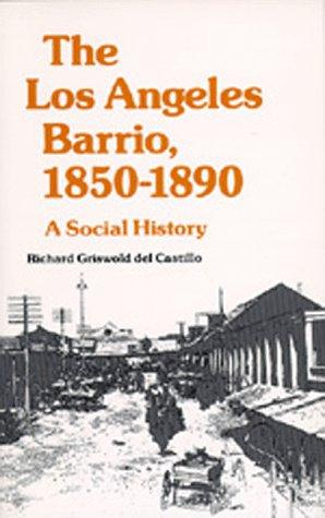 Download The Los Angeles Barrio, 1850-1890