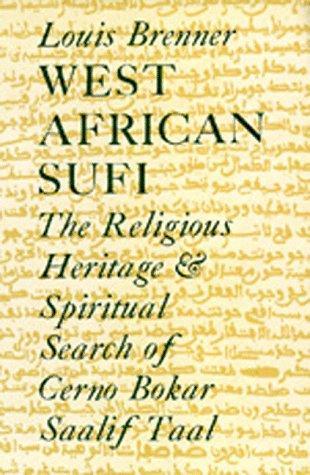 West African Sufi