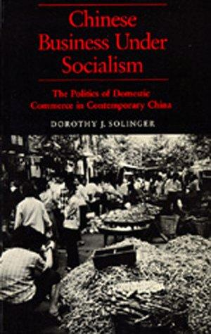 Download Chinese Business Under Socialism