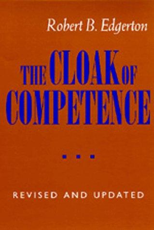Download The cloak of competence