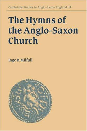 The Hymns of the Anglo-Saxon Church