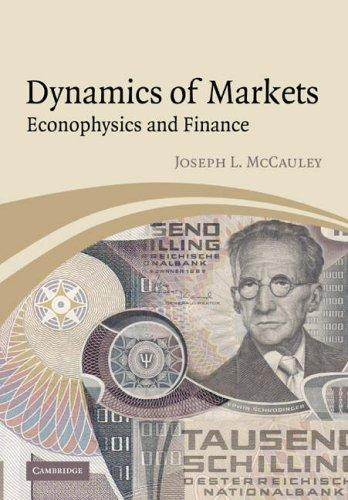 Download Dynamics of Markets