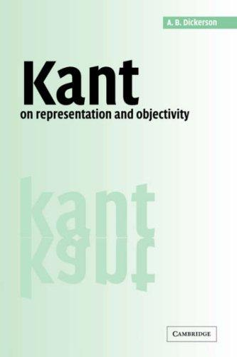 Download Kant on Representation and Objectivity