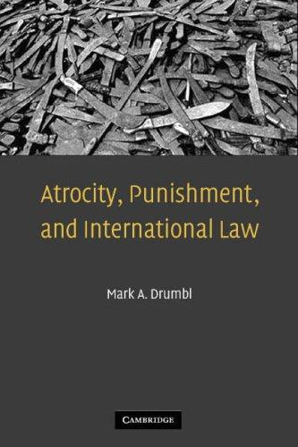 Download Atrocity, Punishment, and International Law
