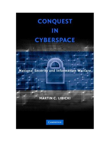 Conquest in Cyberspace