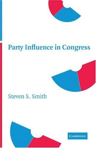 Download Party Influence in Congress