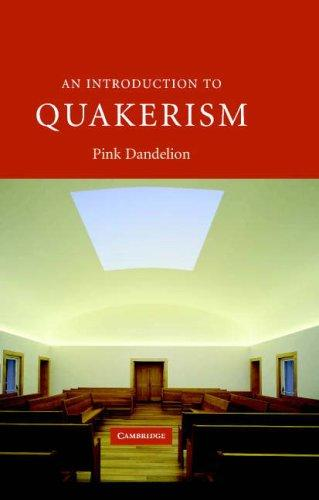 Image for An Introduction to Quakerism (Introduction to Religion)