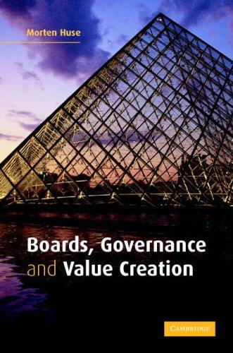 Download Boards, Governance and Value Creation