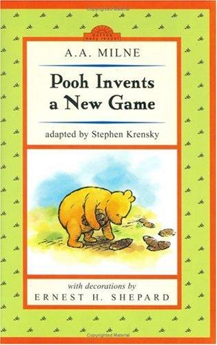 Download Pooh Invents a New Game