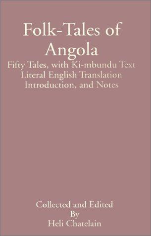 Download Folk-Tales of Angola