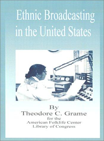 Download Ethnic Broadcasting in the United States