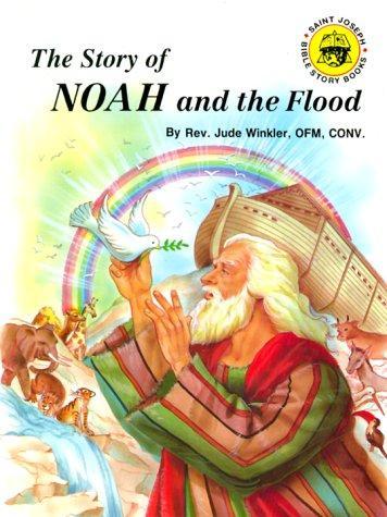 The Story of Noah and the Flood (Saint Joseph Bible Story Books)
