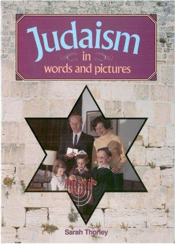 Download Judaism in Words and Pictures (Words & Pictures)