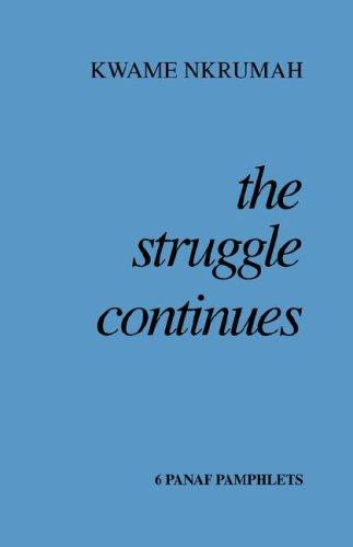 Download The struggle continues