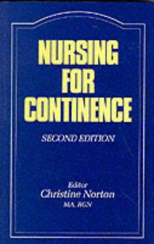 Nursing for Continence