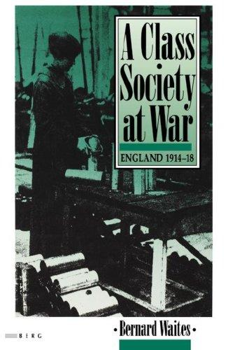 Download A Class Society at War