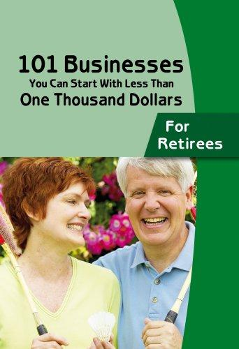 Thumbnail of 101 Businesses You Can Start With Less Than One Thousand Dollars: for Retirees