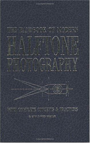 Download The handbook of modern halftone photography