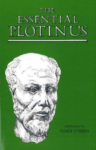 Essential Plotinus