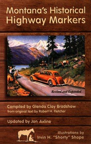 Download Montana's historical highway markers
