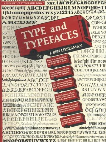 Type and Typefaces