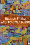 Download English syntax and argumentation