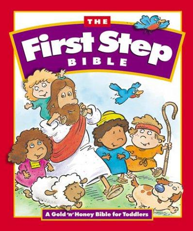 The First Step Bible by Mack Thomas