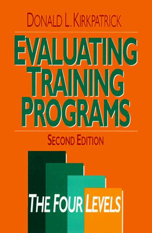 Download Evaluating training programs