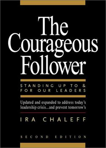 Download The courageous follower