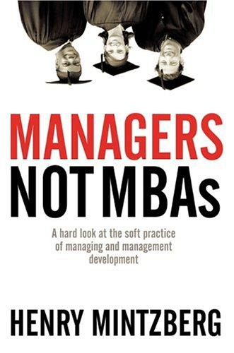 Download Managers, not MBAs