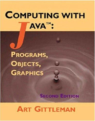 Download Computing with Java