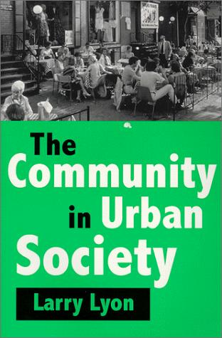Download The Community in Urban Society