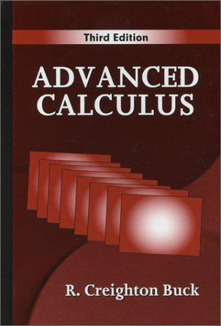 Download Advanced Calculus
