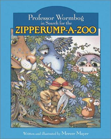 Download Professor Wormbog in Search for the Zipperump-a-Zoo