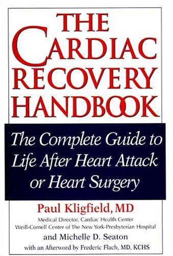 Download The cardiac recovery handbook