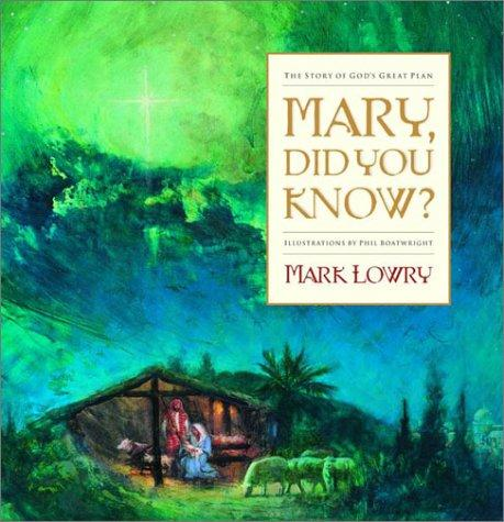Download Mary, Did You Know?