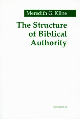 Download The Structure of Biblical Authority