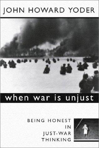 When War Is Unjust