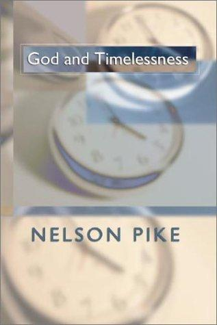 Download God and Timelessness