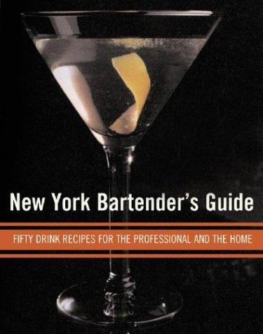 Download New York Bartender's Guide